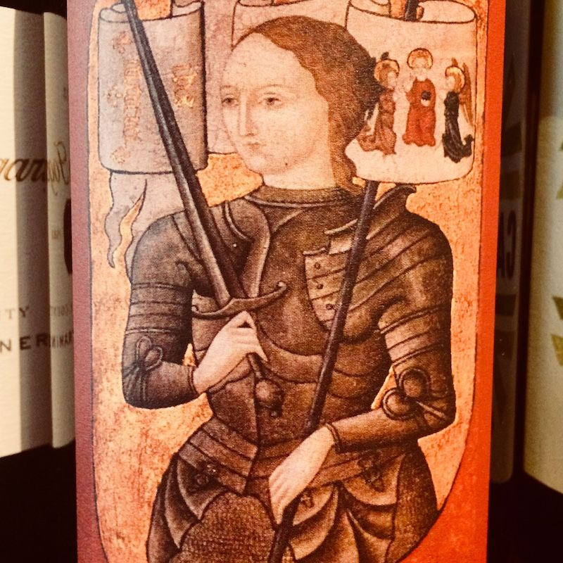 2017 Folk Machine Jeanne d'Arc