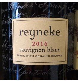 South Africa 2016 Reyneke Sauvignon Blanc