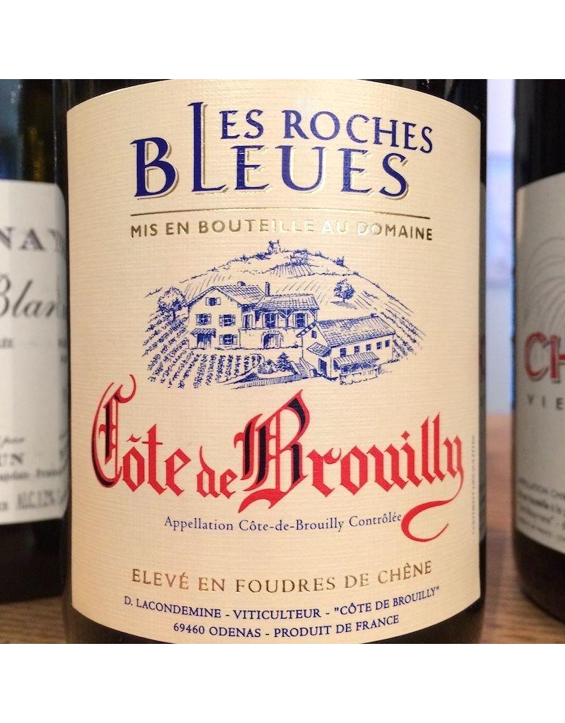 France 2016 Domaine de la Roche Bleue Cotes de Brouilly