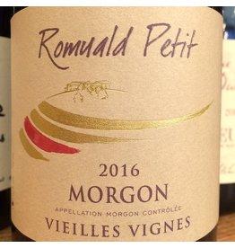 2017 Romuald Petit Morgon VV