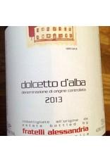 2016 Fratelli Alessandria Dolcetto D'Alba