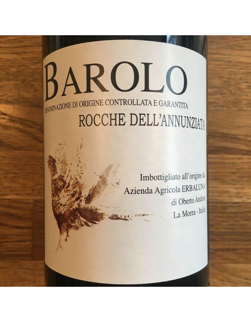 2013 Erbaluna Barolo Rocche del'Annunziata