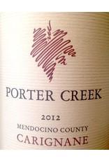 2015 Porter Creek Mendocino County Carignane