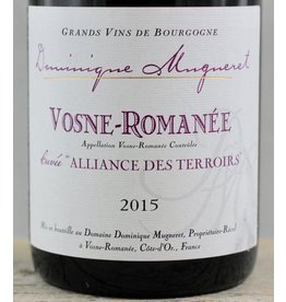 "2015 Dominique Mugneret Vosne-Romanee ""Alliance des Terroirs"""