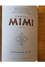 Moldova 2016 Castel Mimi Feteasca Alba