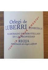 Spain 2019 Luberri Orlegi Rioja