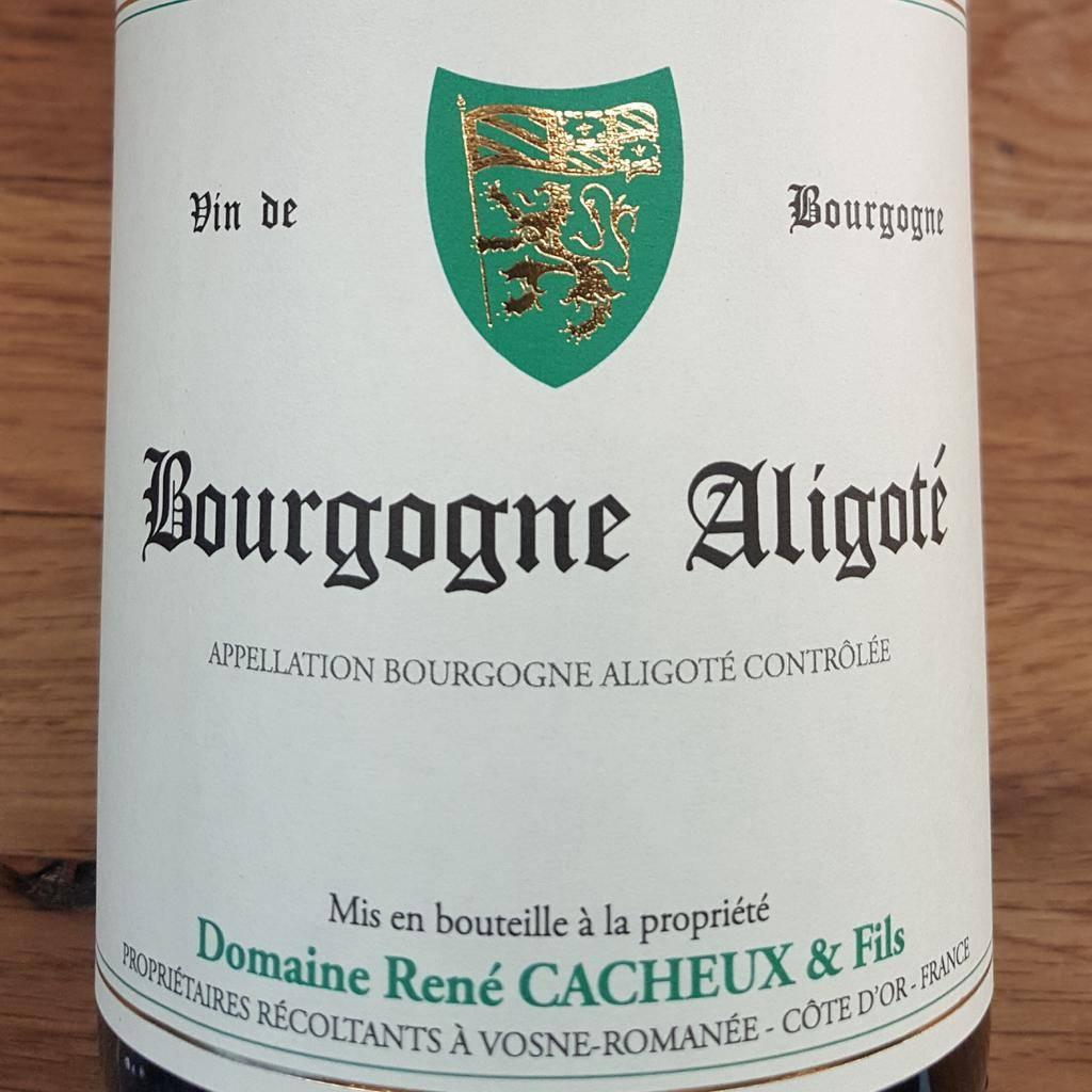 Rene Cacheux Aligote