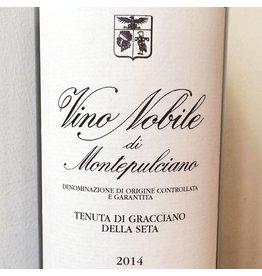 Italy 2017 Tenuta di Gracciano Della Seta Vino Nobile di Montepulciano