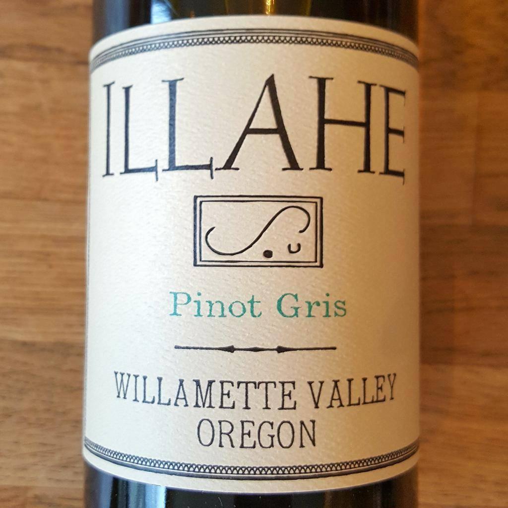 2017 Illahe Pinot Gris