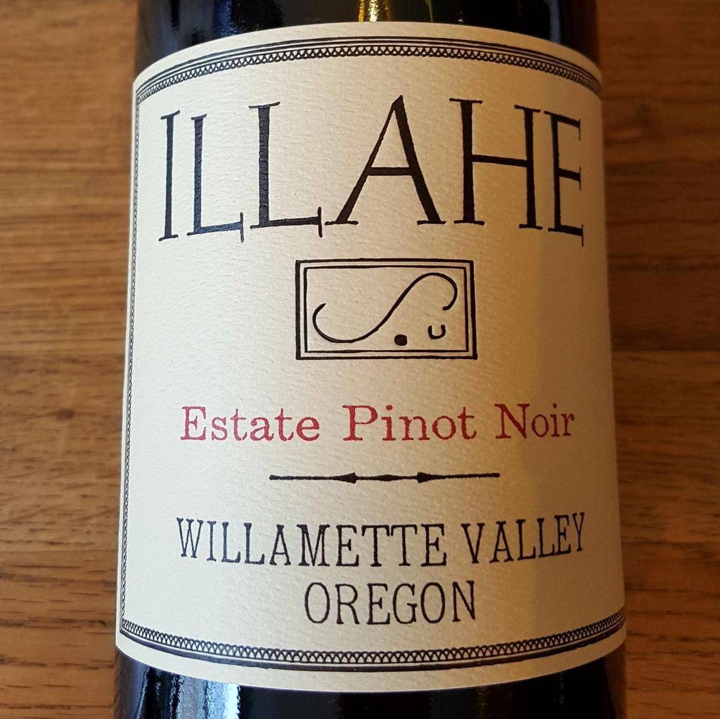 2017 Illahe Estate Pinot Noir