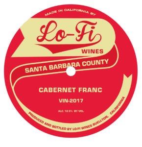 2017 Lo-Fi Cabernet Franc Santa Barbara County