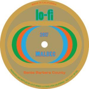 2017 Lo-Fi Malbec Santa Barbara County