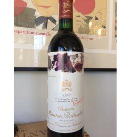 1992 Mouton Rothschild Pauillac