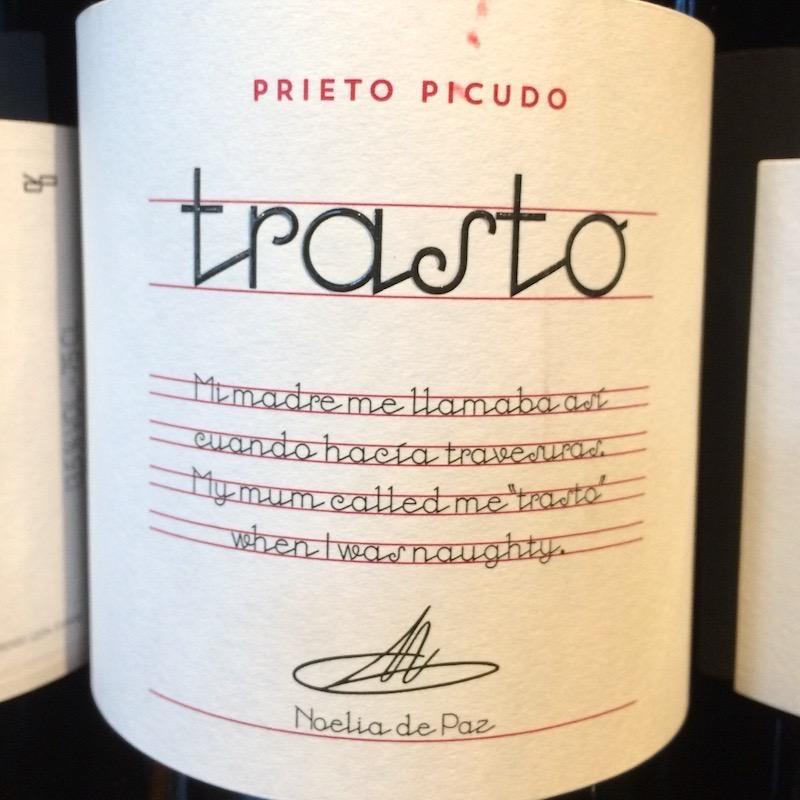 2016 Trasto Tierra de Leon Prieto Picudo