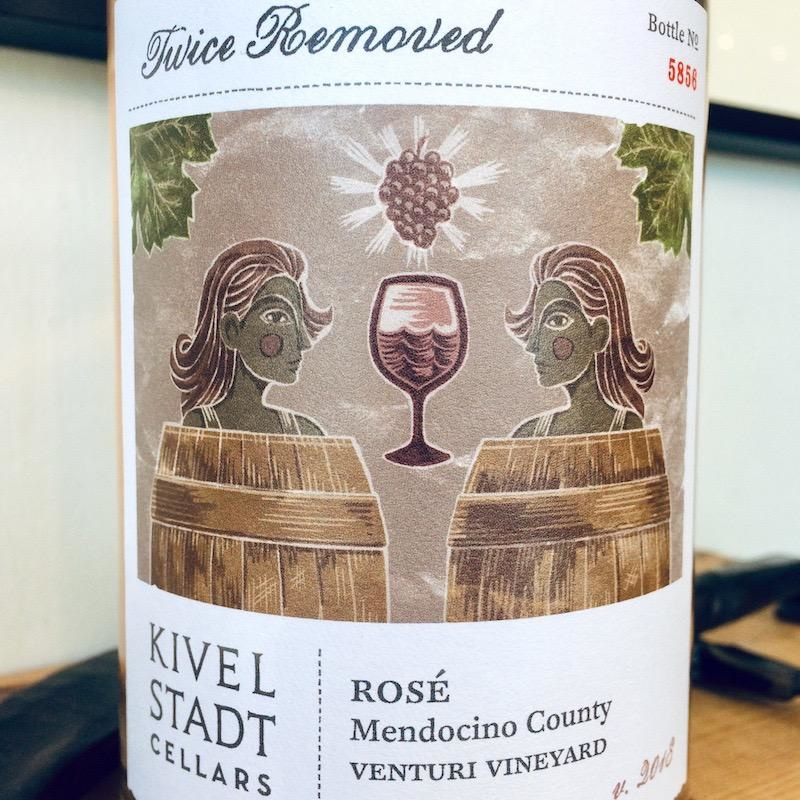 "2018 Kivelstadt Rose ""Twice Removed"""