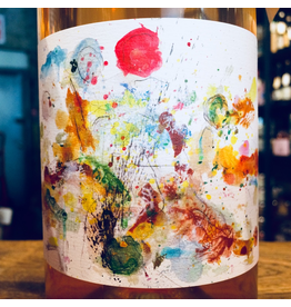2018 Vinca Minor Mendocino Hawkeye Ranch Carignan Rose