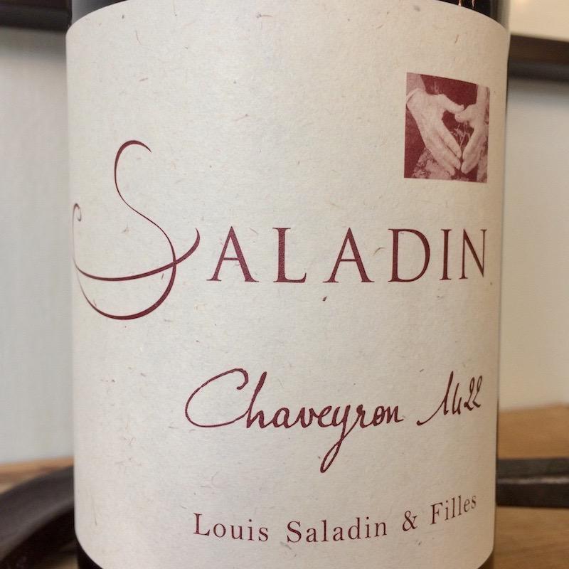 "2016 Domaine Saladin ""Chaveyron 1422"""