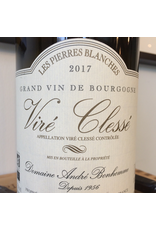 "2017 Andre Bonhomme Vire Clesse ""Les Pierres Blanches"""