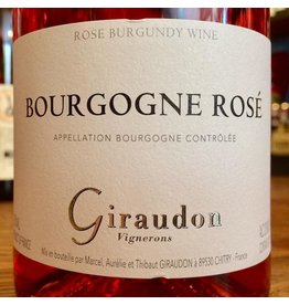 2017 Giraudon Bourgone Rose