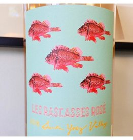 "2018 Railsback ""Les Rascasses"" Santa Ynez Valley Rose"