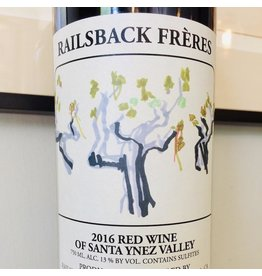2016 Railsback Santa Ynez Valley Red
