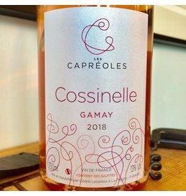 "2018 Domaine les Capreoles ""Cossinelle"""
