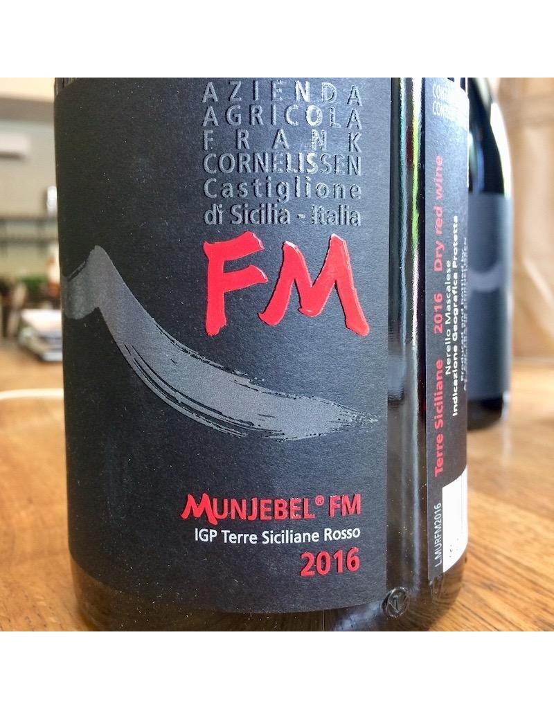 2016 Frank Cornelissen Munjebel FM Terre Siciliane