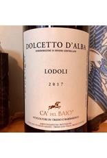 """2017 Ca' del Baio Dolcetto d'Alba """"Lodoli"""""""