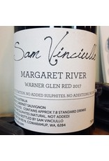 Australia 2017 Sam Vinciullo Margaret River Warner Glen Red