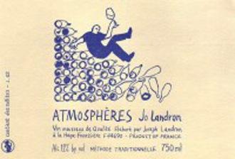 Jo Landron Brut Atmospheres ☾