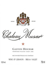 1999 Chateau Musar Bekaa Valley