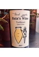 2017 Baia's Wine Tsolikouri