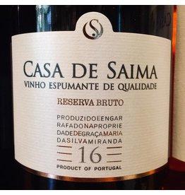 Portugal 2016 Casa de Saima Espumante Blanc de Blancs