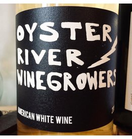 2018 Oyster River Winegrowers White