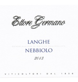 2018 Ettore Germano Langhe Nebbiolo