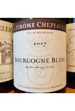 2017 Jerome Chezeaux Bourgogne Blanc