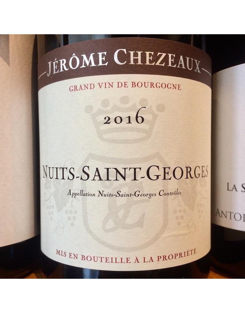 2016 Jerome Chezeaux Nuits Saint Georges