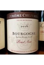 2016 Jerome Chezeaux Bourgogne Rouge