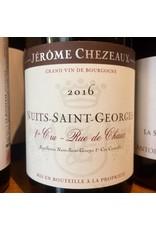 """France 2016 Jerome Chezeaux Nuits Saint Georges 1er Cru """"Rue de Chaux"""""""
