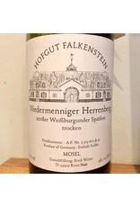 2018 Hofgut Falkenstein Niedermenniger Herrenberg Weissburgunder Spatlese Trocken AP2