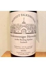 2018 Hofgut Falkenstein Niedermenniger Herrenberg Riesling Spatlese Feinherb AP4