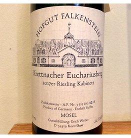 Germany 2018 Hofgut Falkenstein Krettnacher Euchariusberg Riesling Kabinett AP12