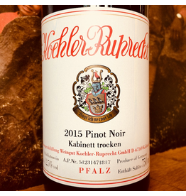 2016 Koehler Ruprecht Pfalz Pinot Noir Kabinett Trocken
