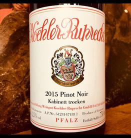 2017 Koehler Ruprecht Pfalz Pinot Noir Kabinett Trocken