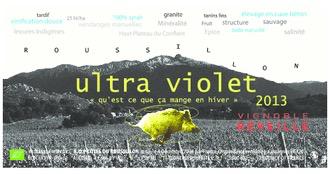 2016 Domaine Reveille Ultra Violet