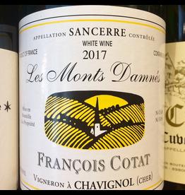 """2018 Francois Cotat Sancerre """"Les Monts Damnes"""""""