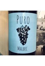 "2018 Fabrice Durou ""Puro"" Malbec"
