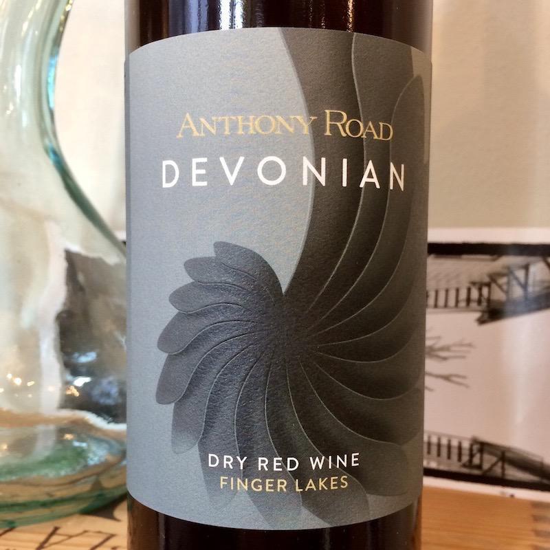 NV Anthony Road Devonian Finger Lakes Dry Red Wine