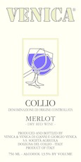 2016 Venica Collio Merlot