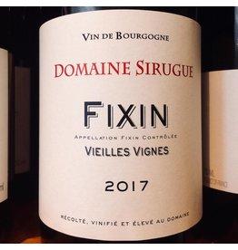 2017 Domaine Sirugue Fixin Vieilles Vignes